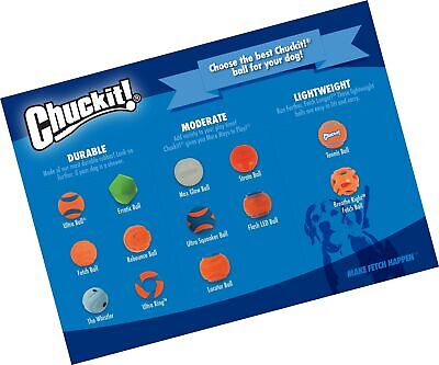 Chuckit Max Glow Ball Extra-Large, 1-Pack Multi - $29.99