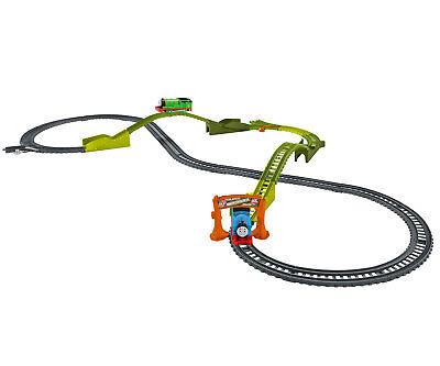 Thomas & Friends Fisher-Price Thomas the Train TrackMaster Switchback Swamp Set