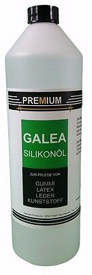 Silikonöl und Anziehhilfe 1 liter PREMIUM Latexpflege