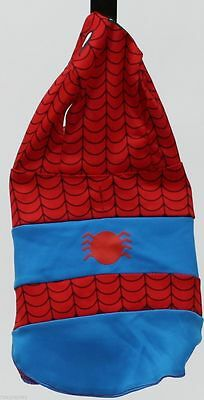 Spiderman Dog Costume (Marvel Amazing Spiderman Pet Dog Costume Coat Size XSmall)
