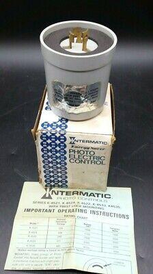 Intermatic K4522 Photo Electric Control