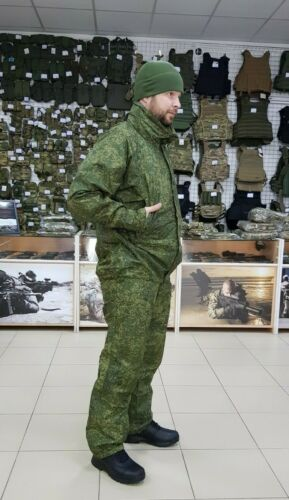Russian Army windproof - waterproof membrane suit for Special Forces.