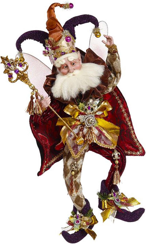 "[Mark Roberts Fairies - Court Jester Fairy 51-05858 Medium 16"" Figurine </Title]"