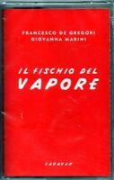 K7 Mc - De Gregori Marini - Il Fischio Del Vapore -musicassetta Sigillata Rara -  - ebay.it