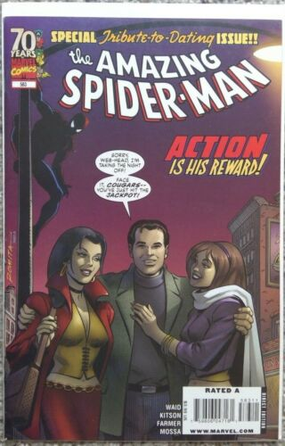 The Amazing Spiderman #583 - NM or better