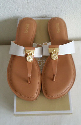 New Michael Kors Hamilton sandals.Sz9.5. RT$110.