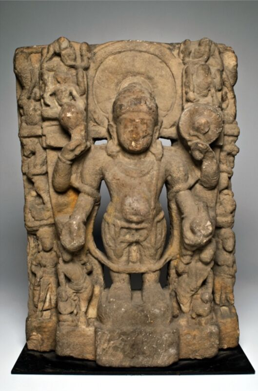 10th - 12th CENTURY VISHNU STELE