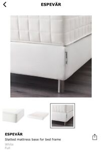 IKEA Double Size Bed Set