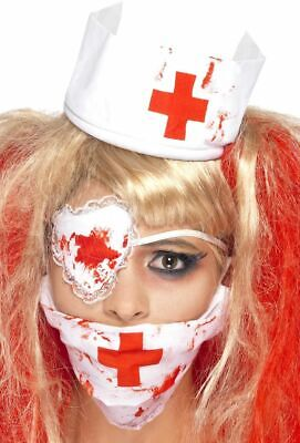 BLOODY NURSE KIT Kinky Roleplay Doctors Nurses Fetish Adult Halloween HORROR UK](Doctor Halloween Costume Uk)