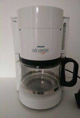 Vintage Retro Philips HD7215 Comfort Plus 1L Coffee Machine Maker pat tested