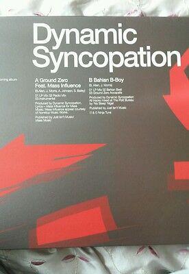 """Dynamic Syncopation - Ground Zero (12"""", Single)"""