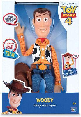 Disney Pixar Toy Story-Sprechende SHERIFF WOODY Actionfigur BUZZ LIGHTYEAR