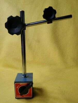 Mitutoyo 7010sn Magnetic Stand Base Indicator Holder Made In Brazil