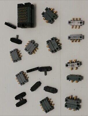Conectores SAP Planos, Varios Modelos, 10 Unidades, LOTE 8, + REGALO