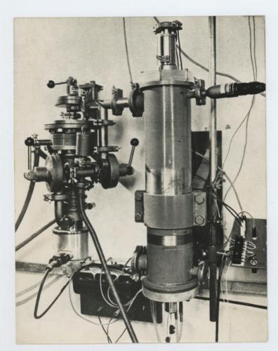 Uranio, Centrifughe a gas per ottenere Vintage  Tirage argentique  15x20