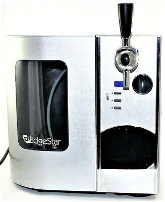 Edgestar Deluxe Mini Kegerator Draft Beer Dispenser Model Tbc50s