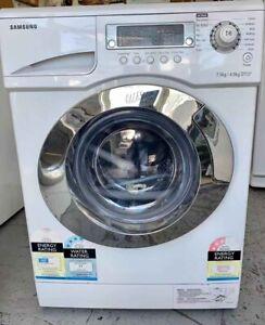 Samsung 7.5kg / 4kg (2in1) washer-Dryer good condition