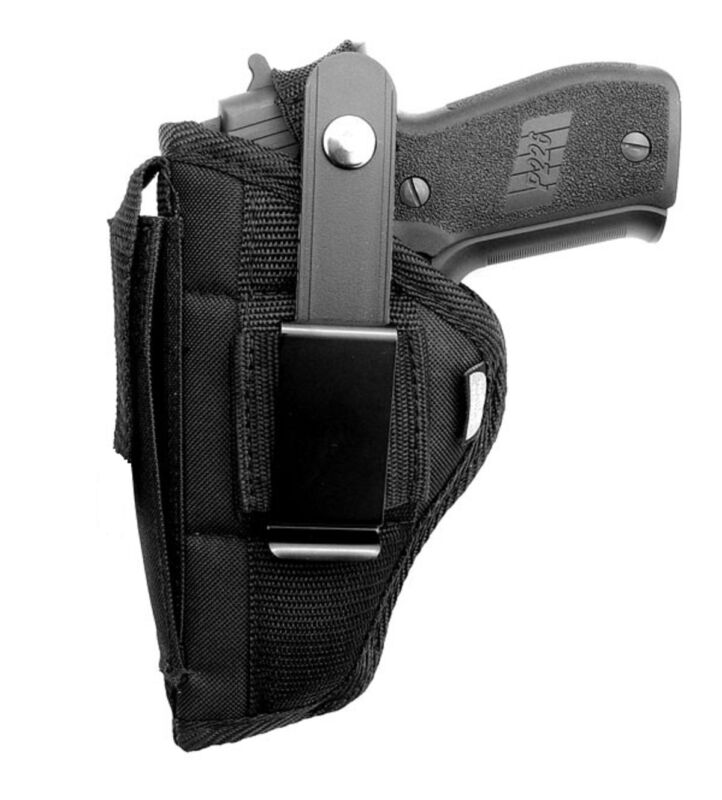 Gun Holster Hip Belt for S&W SD9VE & SD40VE with Built-in Magazine Pouch
