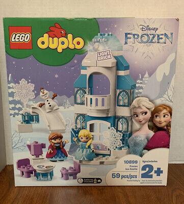 LEGO DUPLO. Disney Frozen Ice Castle Princess (10899). Disney Anna/Elsa. NISB