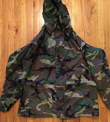 USGI Gen 1 Woodland Gortex Jacket MR (Medium/REG) - Brand New!