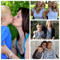 Mommy and Me or family sessions!