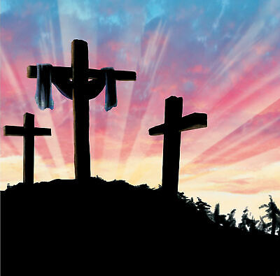 Resurrection Backdrop Easter PHOTO PROP photography Pic Banner Decor Wall Mural](Easter Backdrops)