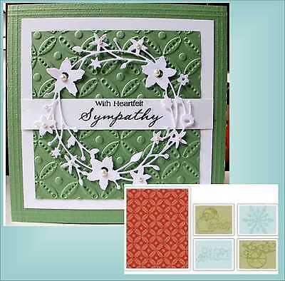 Sizzix embossing folders Santa Baby embossing folder set 2pc Christmas,holidays