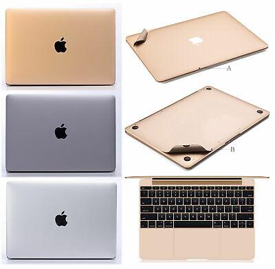 Für Apple MacBook Air Pro 13 15 Touchbar 3M Skin Sticker Aufkleber