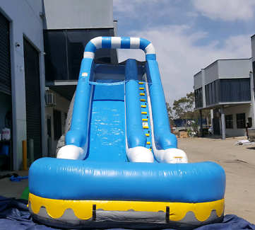 Water slide jumping castle for sale
