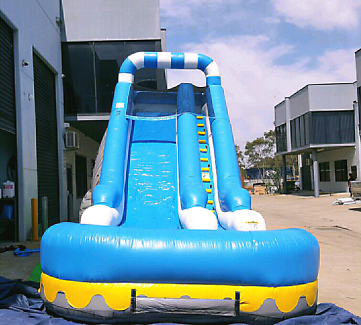 Water slide jumping castle for sale $3500