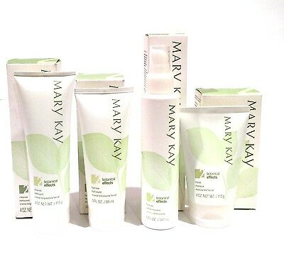 MARY KAY DISCONTINUED BOTANICAL EFFECTS~YOU CHOOSE~CLEANSE~HYDRATE~FRESHEN~MASK! - Hydrating Oil Free Cleanser