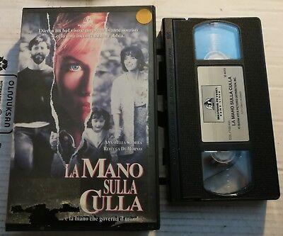 VHS LA MANO SULLA CULLA di Curtis Hanson [HOLLYWOOD PICTURES HOME VIDEO] comprar usado  Enviando para Brazil