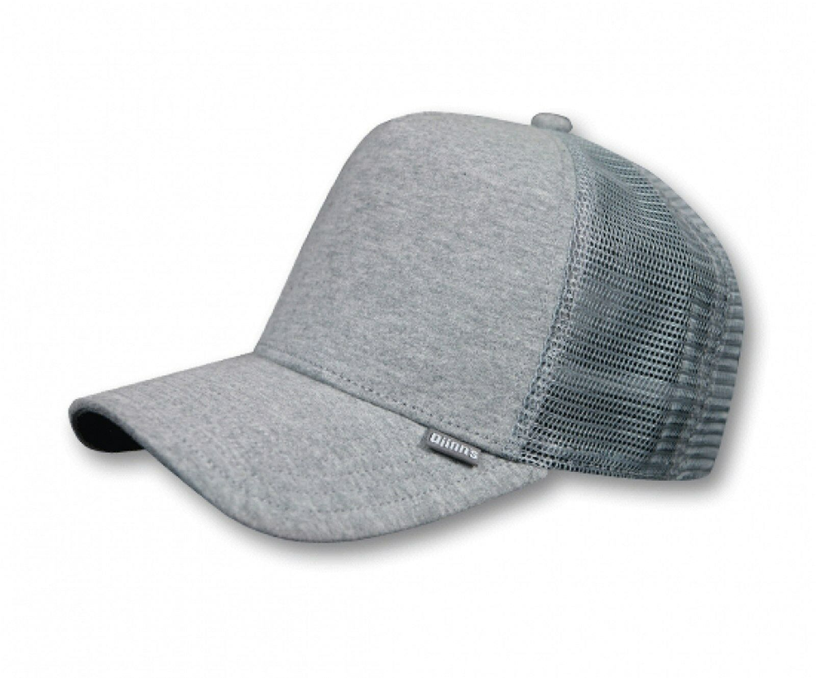 Trucker Cap HFT Cut & Sew heather grey