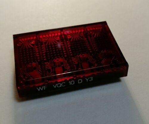 VQC10 4digits 5x7 dot matrix LED display