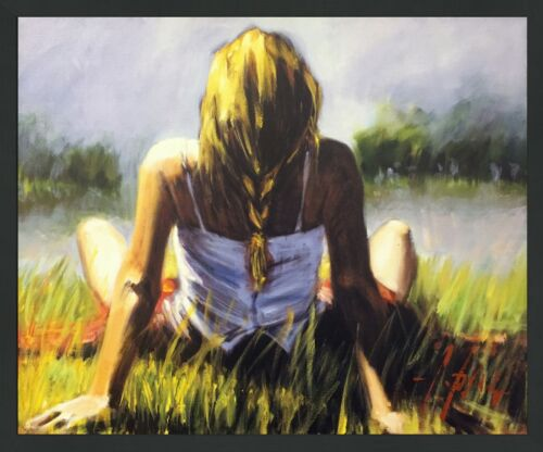 "Fabian Perez ""reflections In The Sun"" 