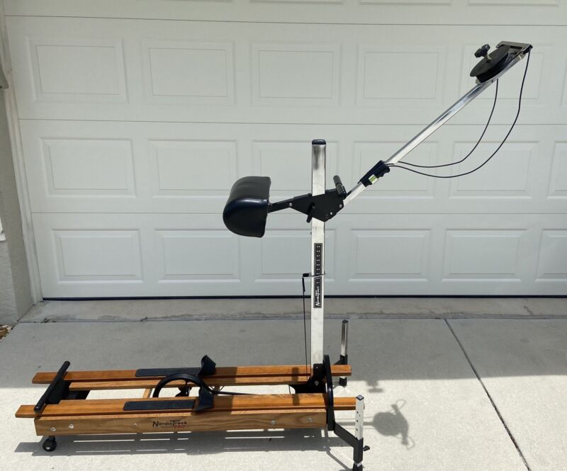 NordicTrack/Nordic Track Pro Ski Machine, Cross-Country Home Workout No Monitor