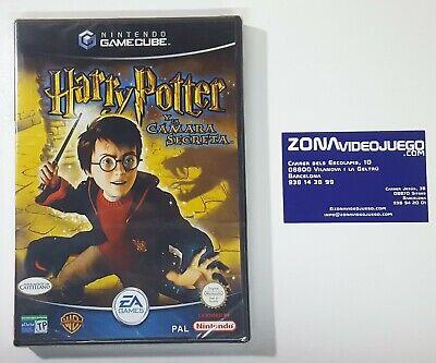 Harry Potter y la Cámara Secreta, Nintendo Gamecube, pal-esp. Nuevo a Estrenar.