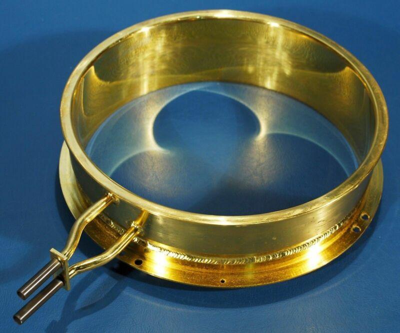 B118 Applied Materials Weldment Heat Shield 0040-35137