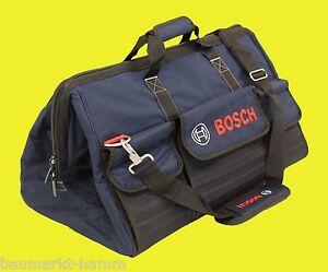 Bosch Professional Werkzeugtasche Tasche 1600A003BK für Zubehör