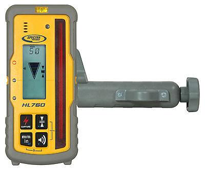 Spectra Precision Hl760 Laserometer Redir Laser Receiver With Priority Mail