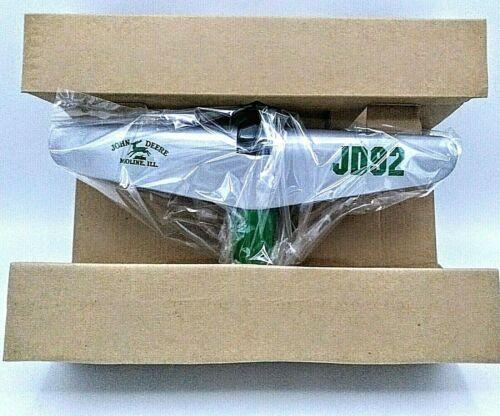 Free Shipping John Deere Airplane Bank #35002 Spec Cast 1992 NIB Lic
