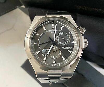Vacheron Constantin Overseas Dual Time 42.5mm 47450/000W-9511- Box/Papers- Mint