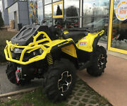 Can Am outlander 650 Xmr 2019er Modell MUD RACER
