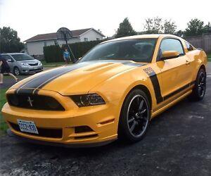 Mustang boss 302 2013
