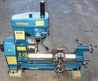 Smithy - Lathe - Mill - Drill
