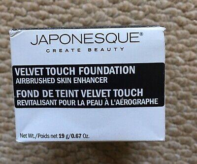 JAPONESQUE Velvet Touch Foundation Shade 04 Teinte