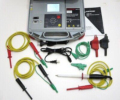 Amprobe Amb-110 10000v Insulation Resistance Tester