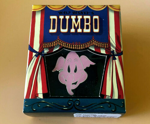 Disney Gallery Collector Pin DUMBO PINK ELEPHANT LE 5000 circa 1990s