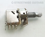Potentiometer Switch