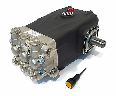 Pressure Washer Pump Rg1528hn Annovi Reverberi Ar 4000 Psi 3.96 Gpm Solid Shaft